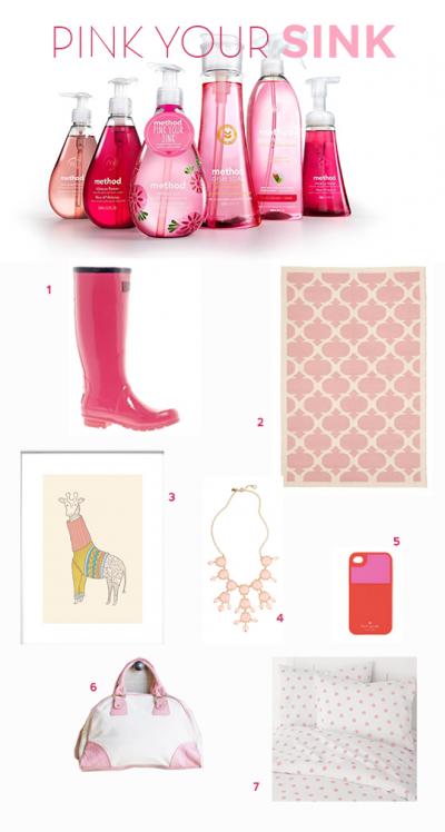 pinkyoursink