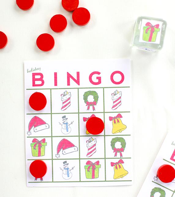 Bingo Game Say Yes