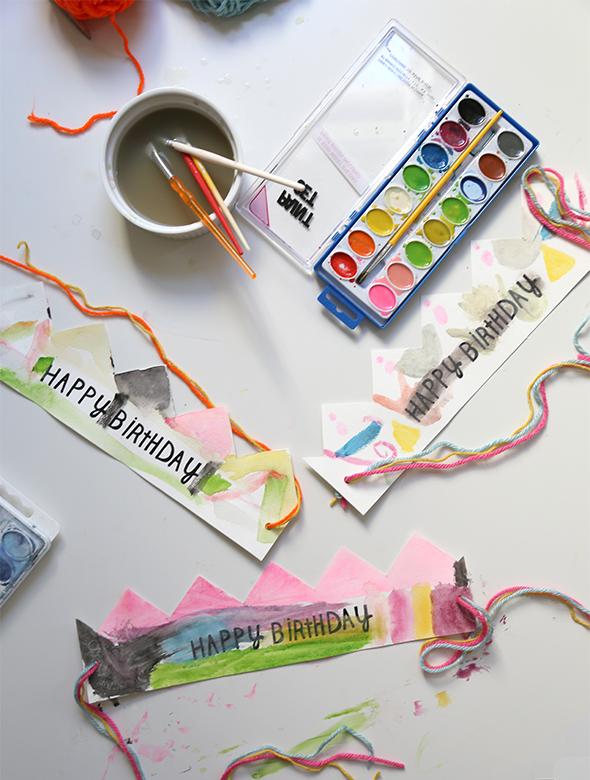 Happy Birthday Crown Printable Printable happy birthday
