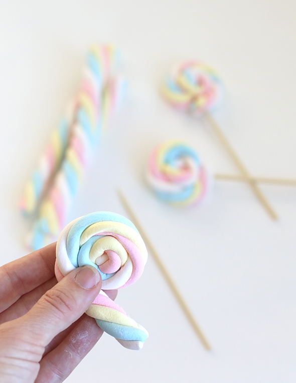 easy easter marshmallows