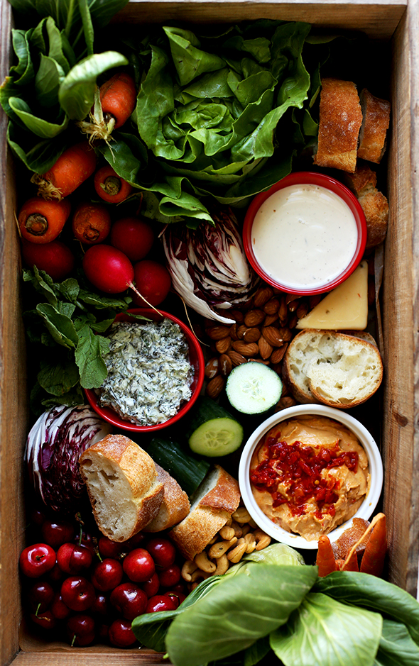 best veggie dip recipes