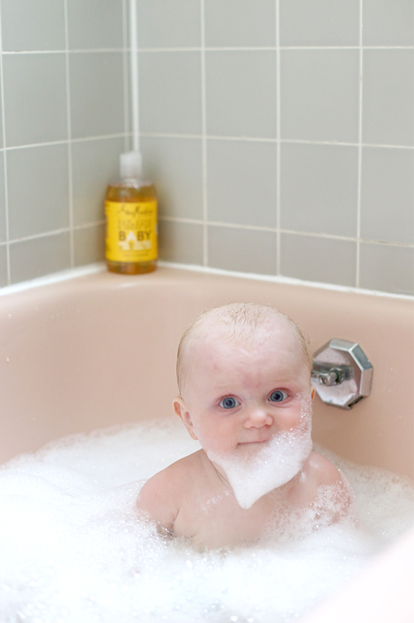 Baby Time Capsule On Pinterest: Baby Bath Time