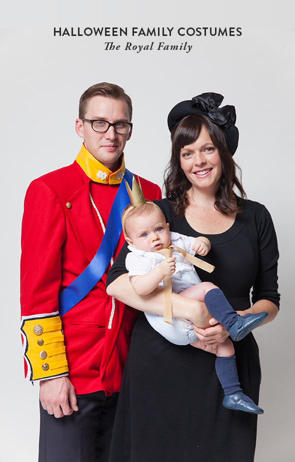 Prince George Halloween Costumes
