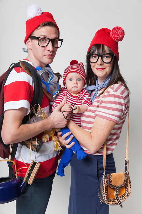 halloween: donde esta Wally?