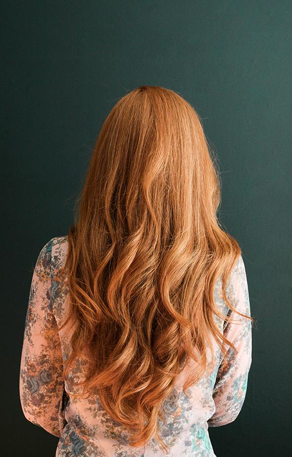 cheveux de vacances