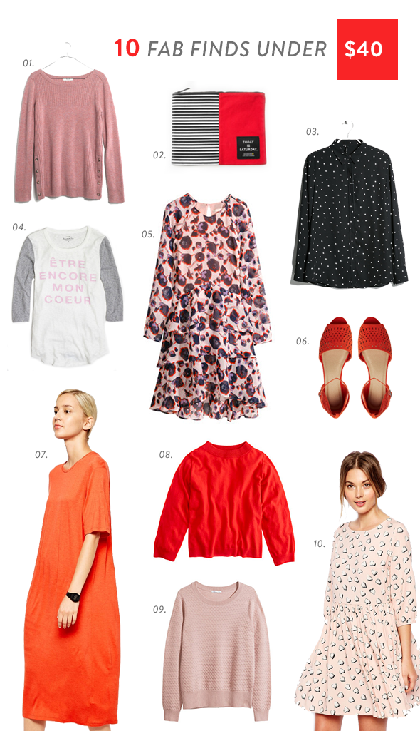 10 FAB FINDS vday