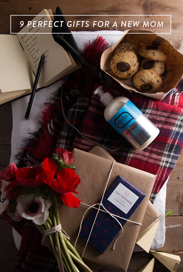 winter gifts for a new mom