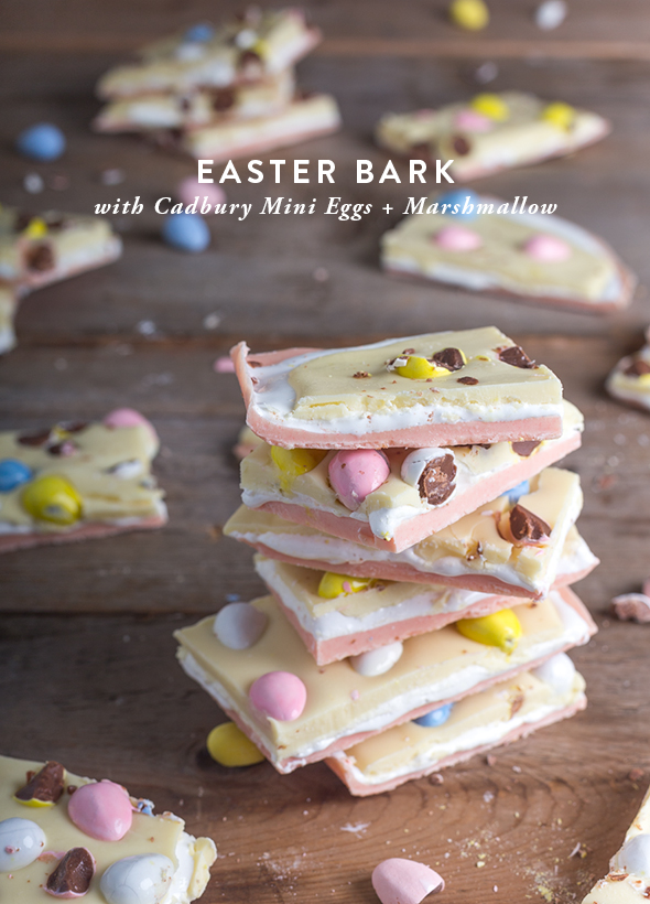 Easter Bark Say Yes