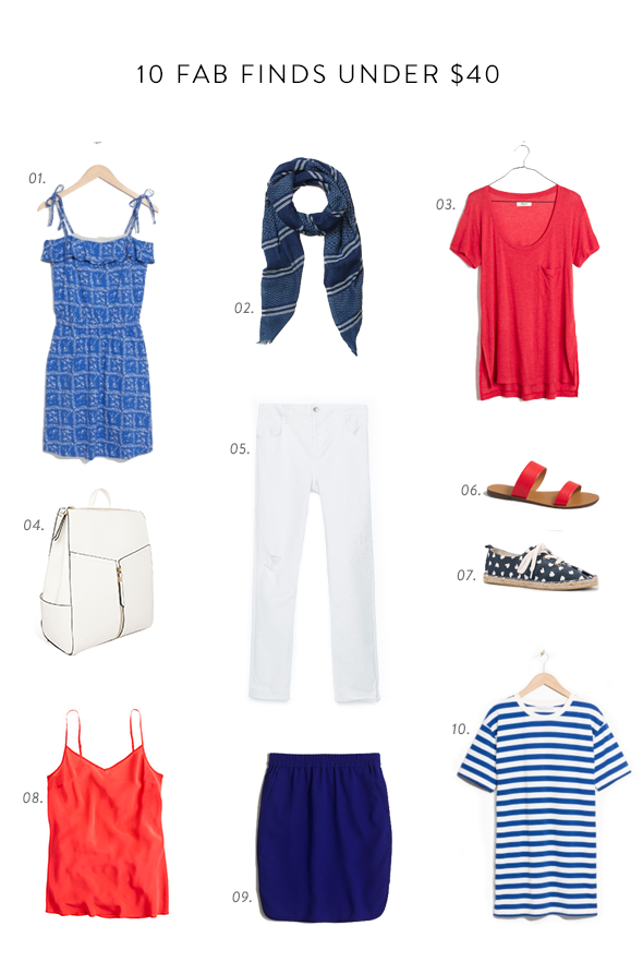 fourth of july clothes