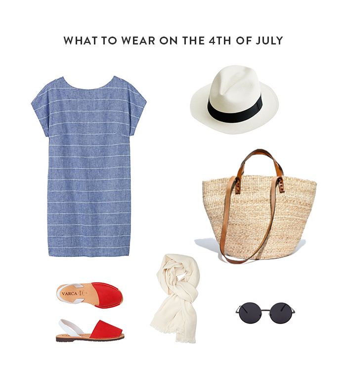 what to wear on the 4th of july