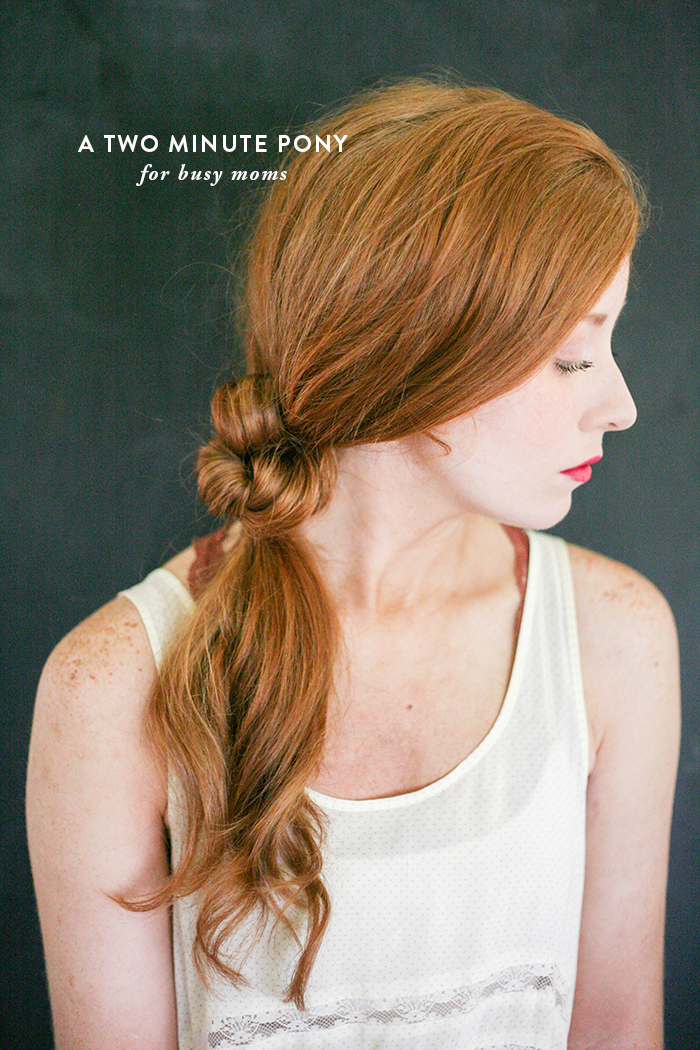 mom-ponytail