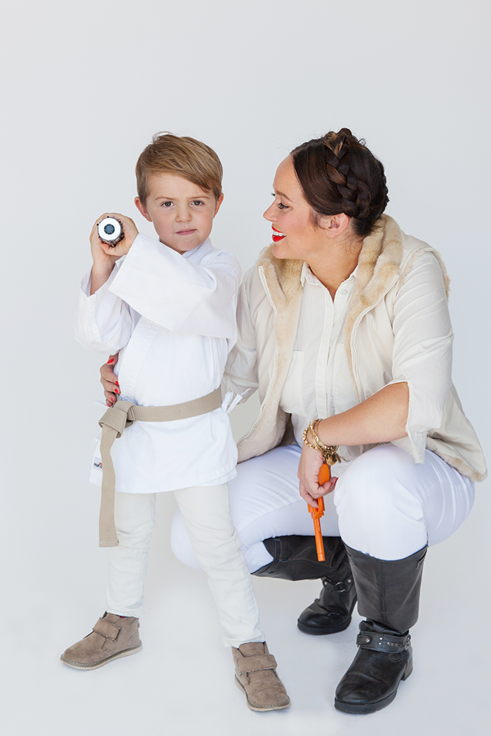 halloween family costumes star wars say yes