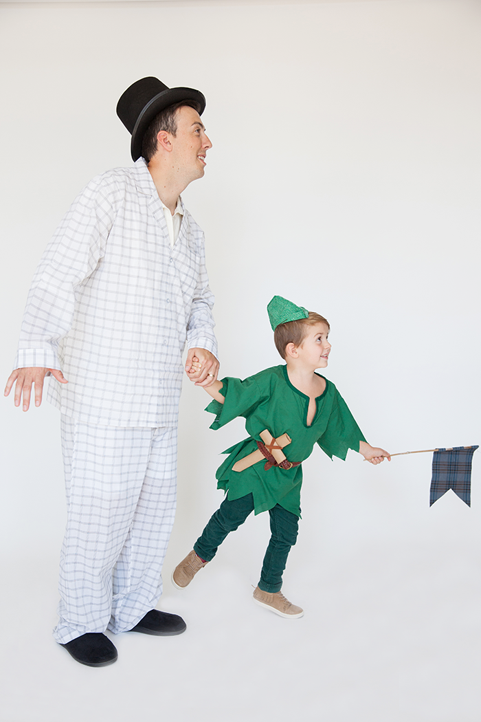 peter pan and michael costume