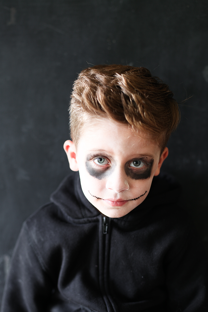 Easy Spiky Halloween Hair For Kids Say Yes