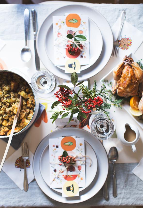 makr thanksgiving