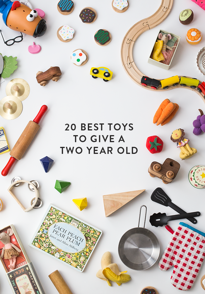 20 Best Toys to Give a Two Year Old - Say Yes