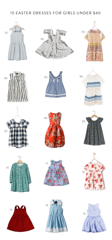 easter dresses under $40