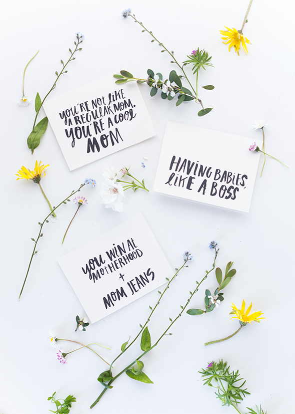 free funny printable mothers day cards