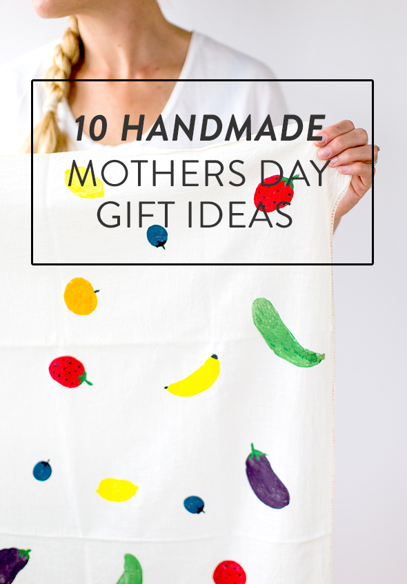 handmade mothers day gift ideas