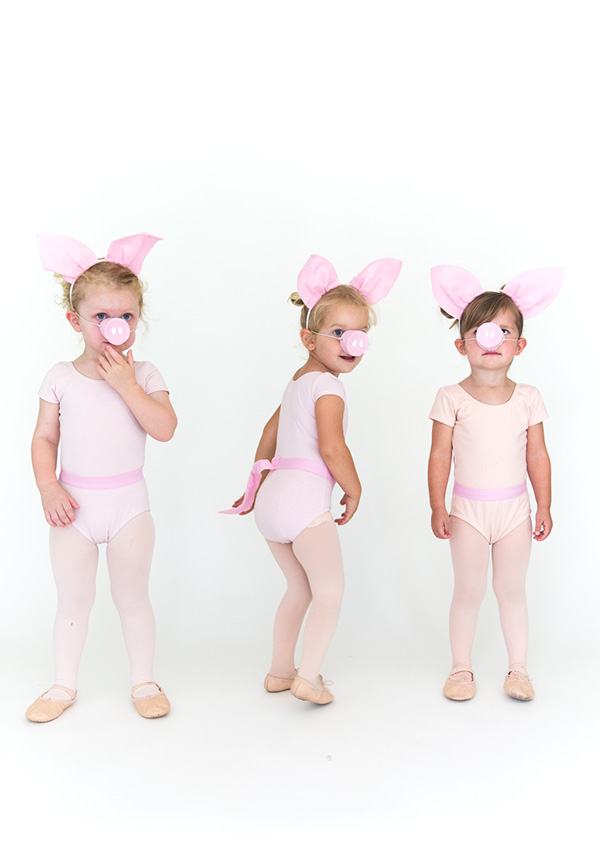 pigs halloween costume  sc 1 st  Say Yes & Three Little Pigs Halloween Costume - Say Yes