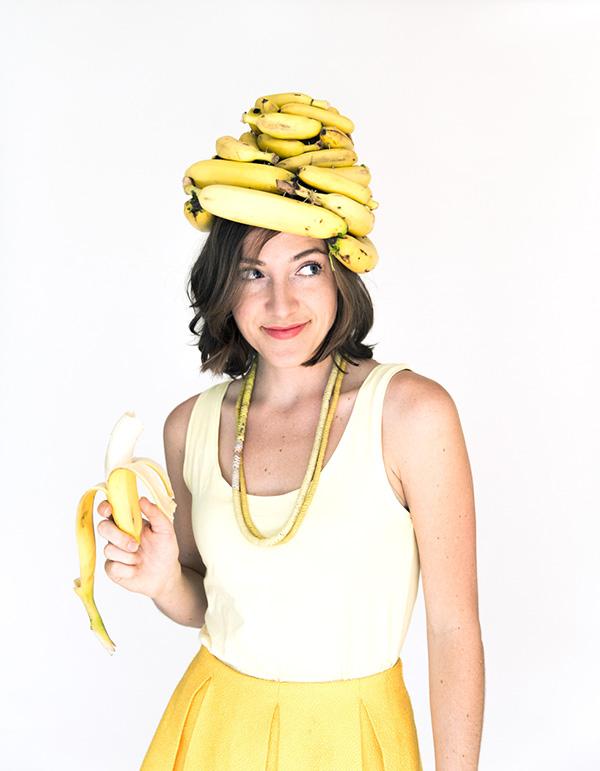 Banana Costume Say Yes