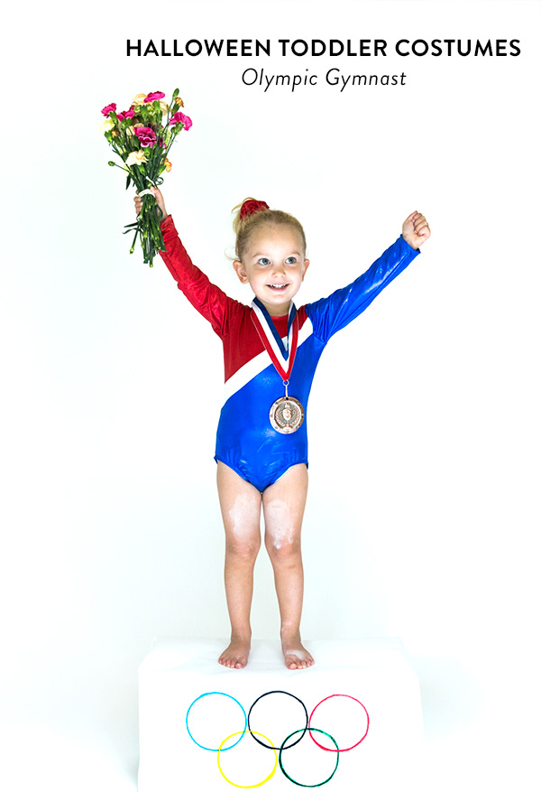 Olympic Gymnast Halloween Costume  sc 1 st  Say Yes & Olympic Gymnast Halloween Costume - Say Yes
