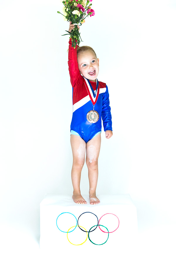 gymnast halloween costume  sc 1 st  Say Yes & Olympic Gymnast Halloween Costume - Say Yes
