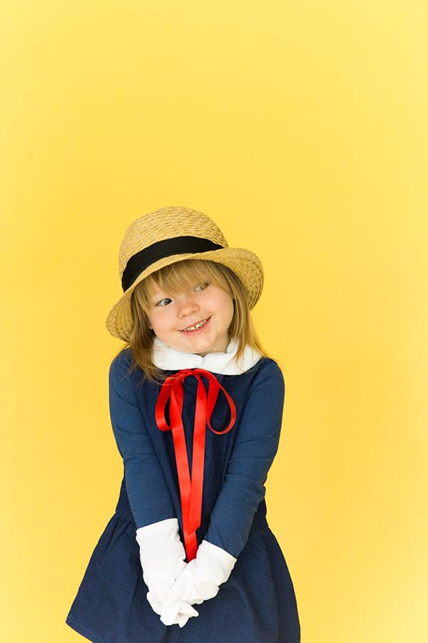 Madeline Halloween Costume Say Yes