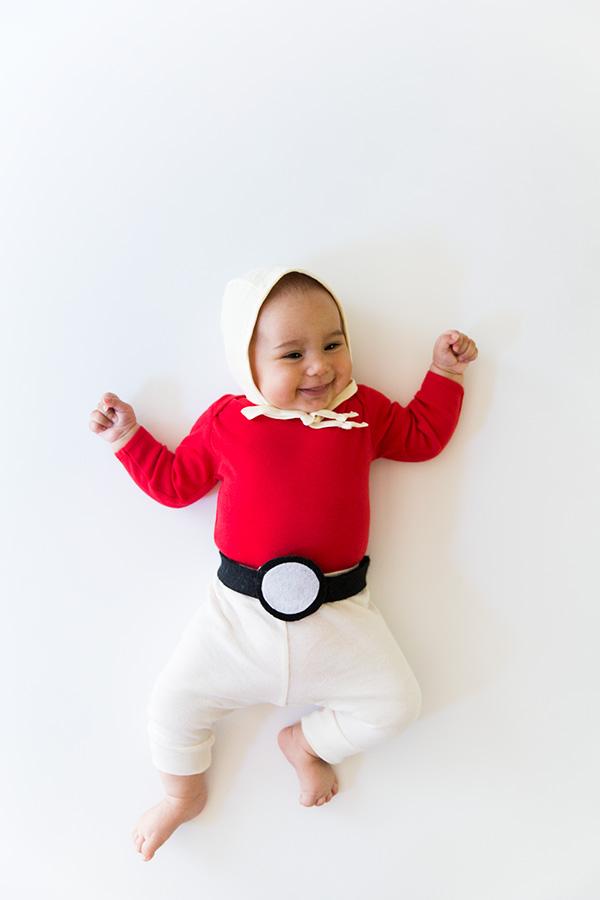 pokeball costume