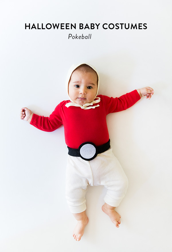 pokeball costume