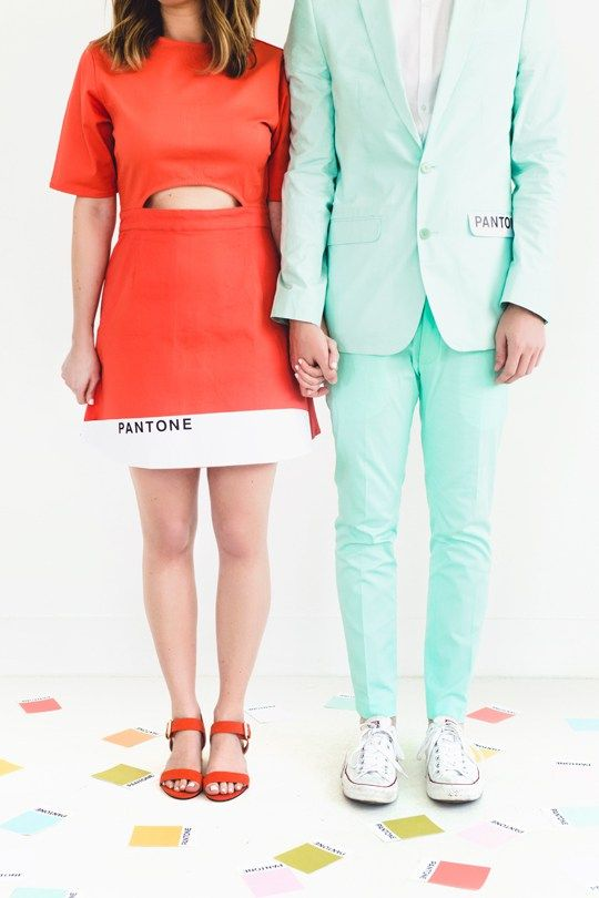 20 Last Minute Couples Costumes - Say Yes