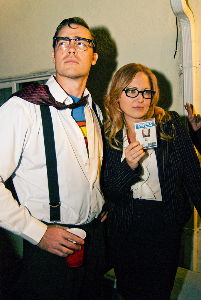 20 last minute couples costumes