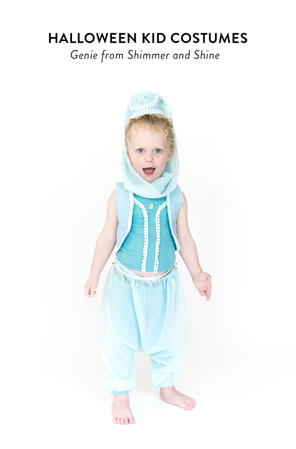 genie halloween costume