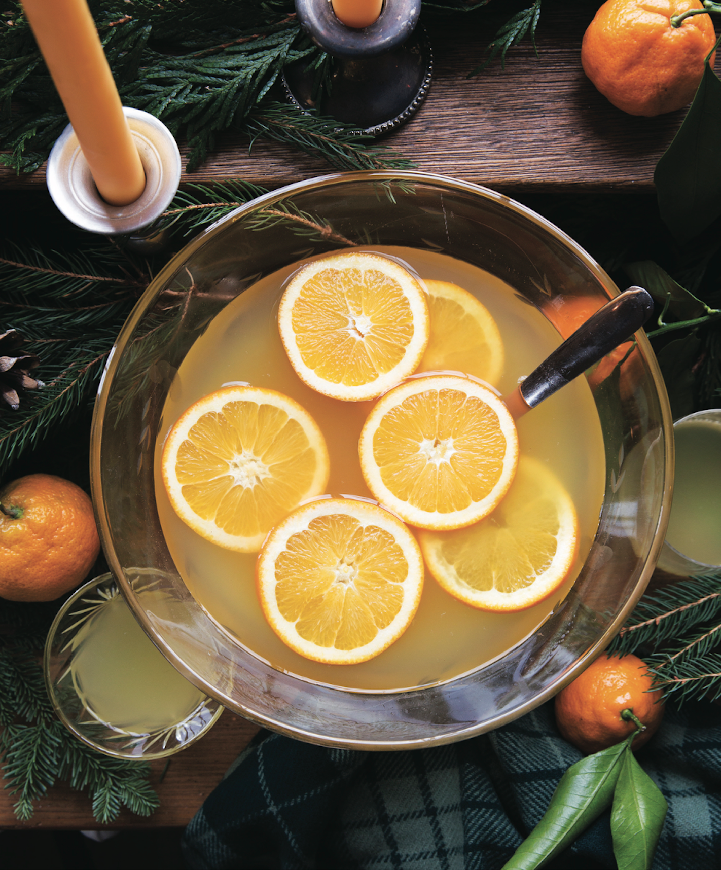hot citrus punch
