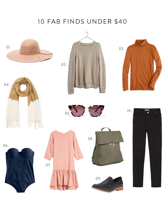 fab finds under $40