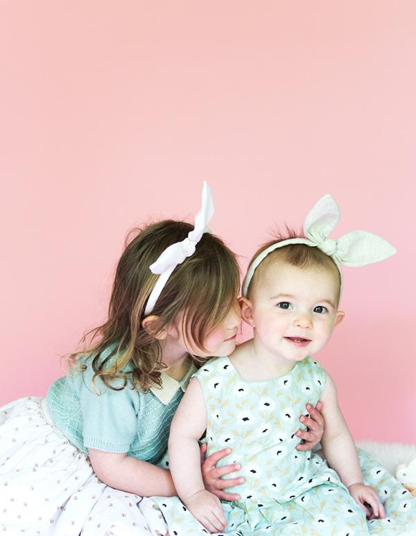 bunny ears headband