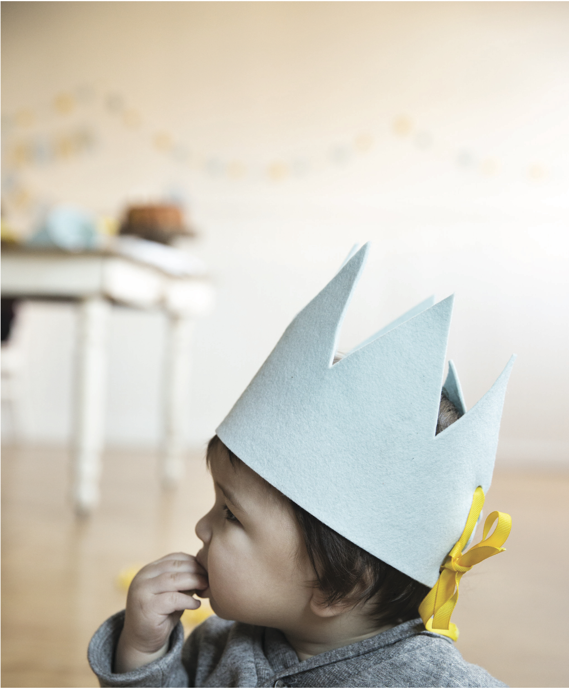 Scandinavian Gatherings_Felt Crown_Photography by Charity Burggraaf