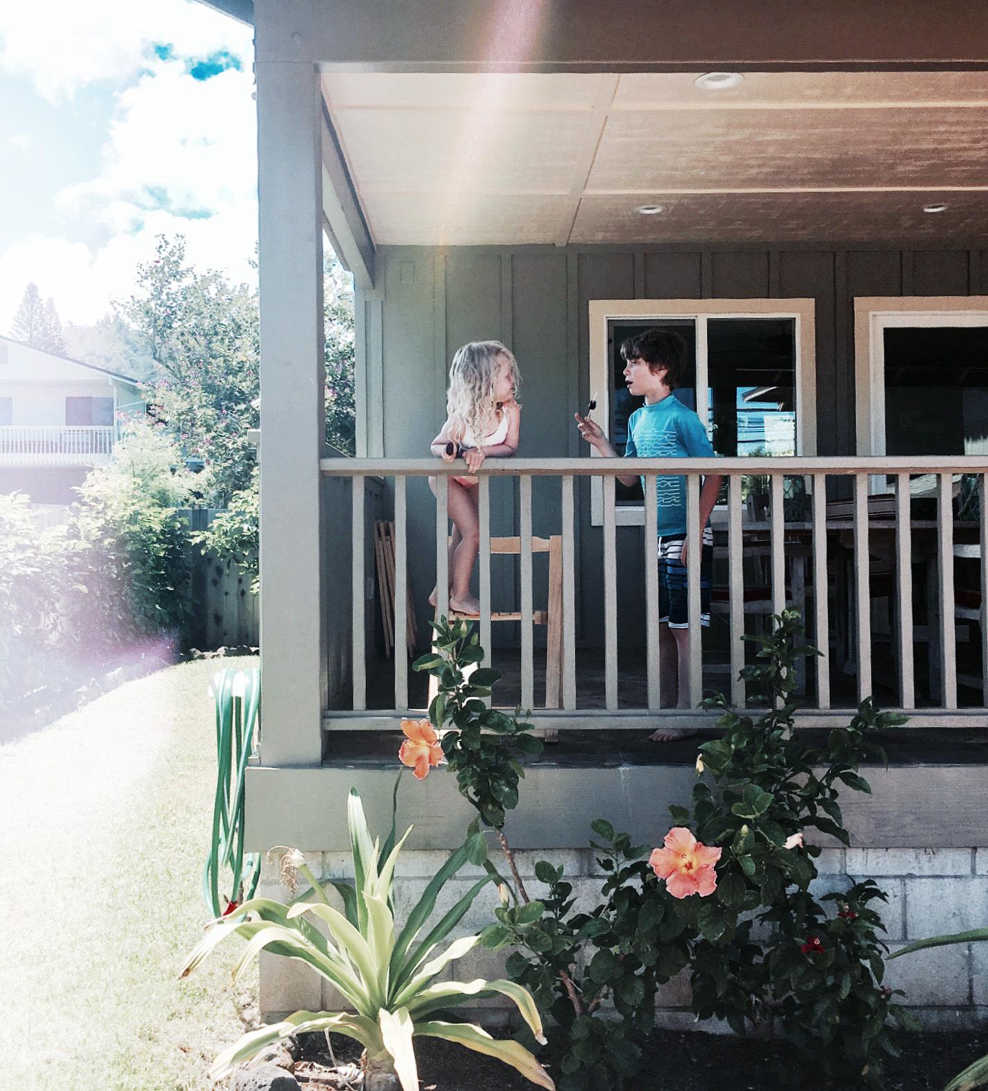 Beach House In Oahu: Visiting Oahu With Kids