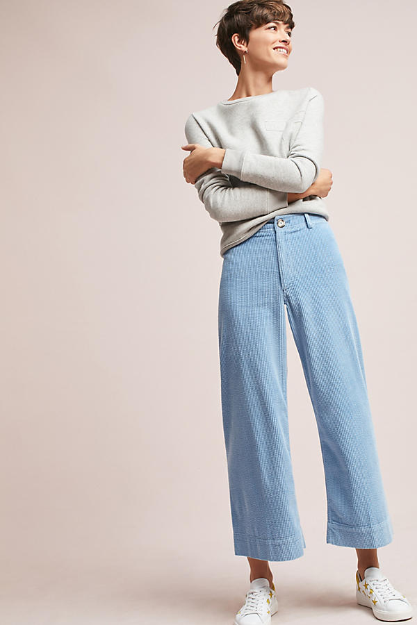 Culottes For Fall Say Yes