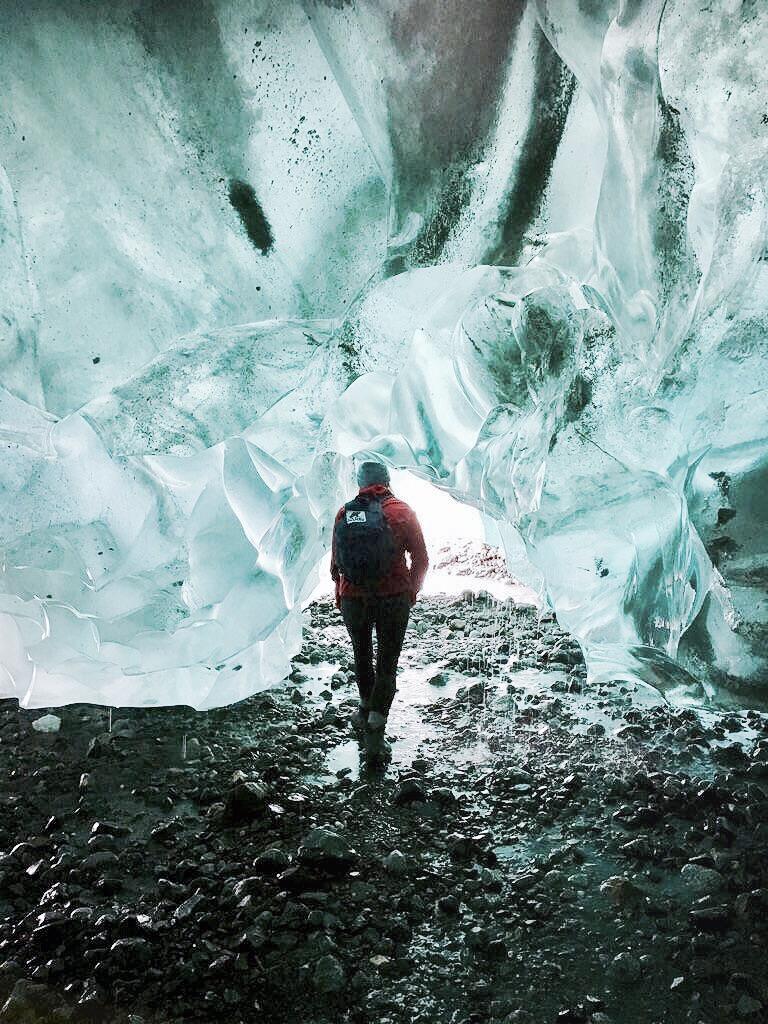 ice caves alaska