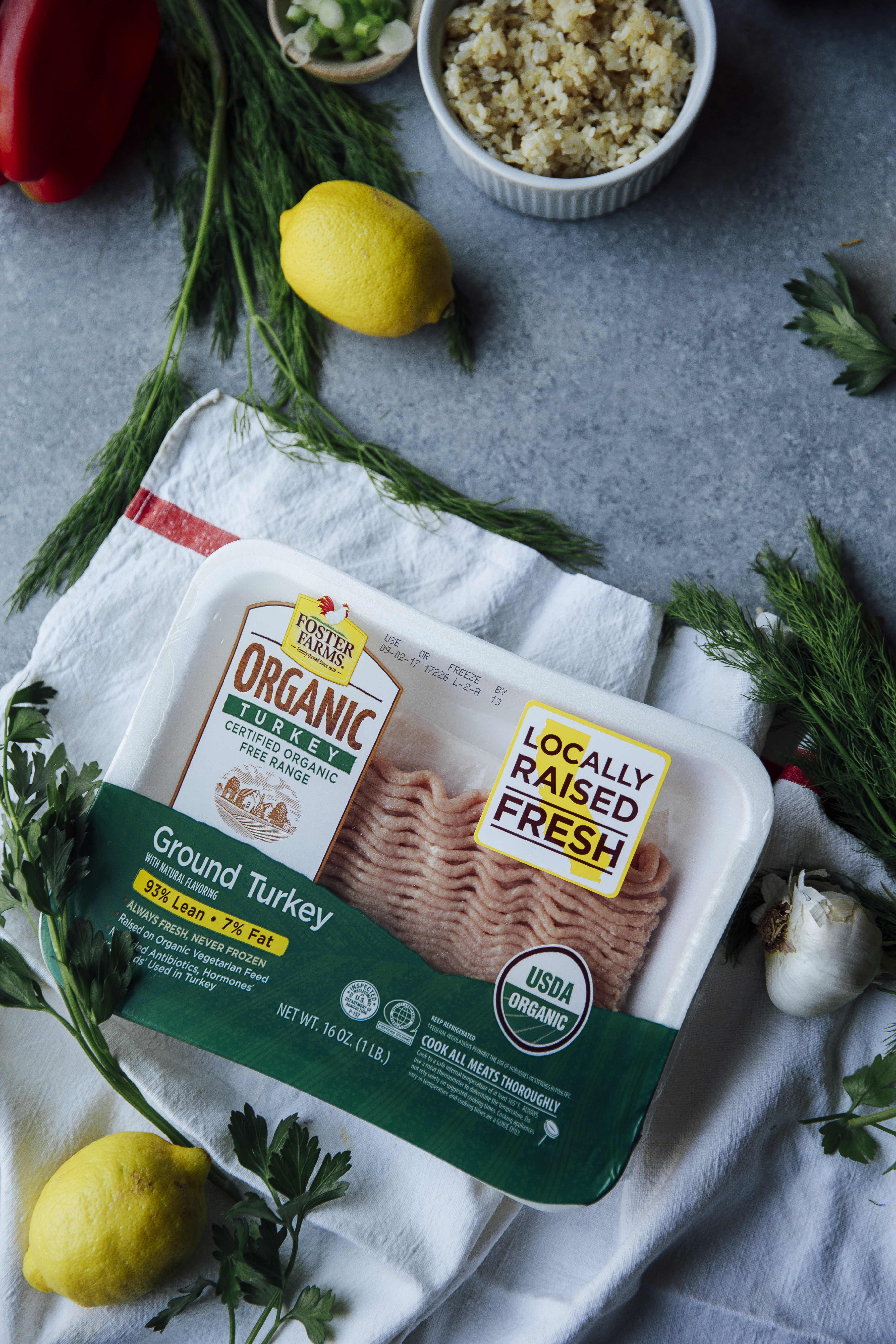 foster farms ground turkey coupon
