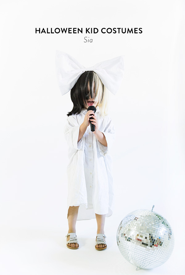 Sia Halloween Costume - Say Yes