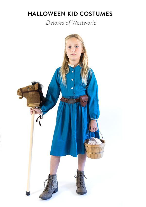 Westworld costume