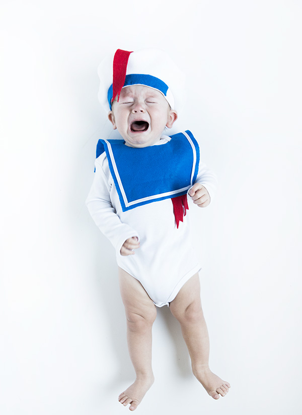 marshmallow man costume