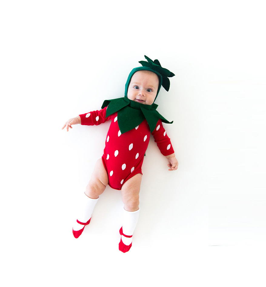 Easy At Home Baby Halloween Costumes ✓ The Halloween Costumes